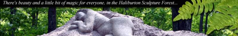 The Haliburton Sculpture Forest