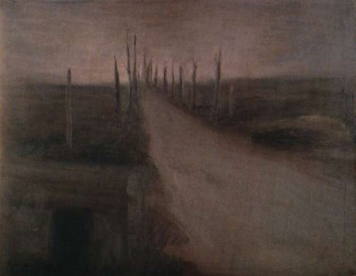 The Sadness of the Somme by Canadian painter Mary Riter Hamilton