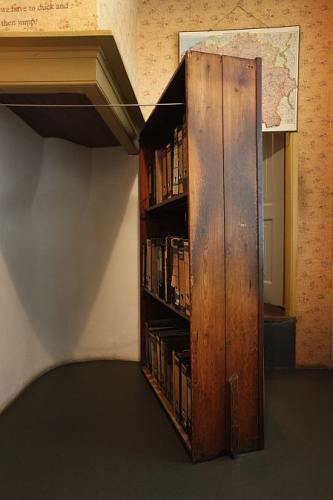 Bookcase - Anne Frank House