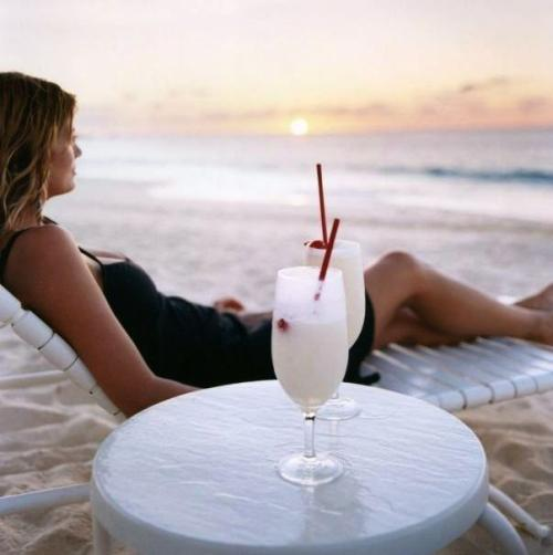 Sunset Drink