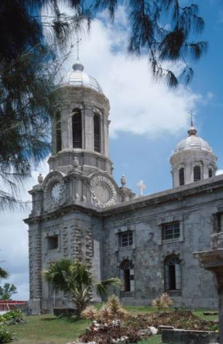St Johns Cathedral - Antigua