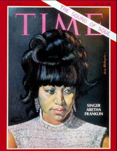 Aretha Franklin, Time Magazine - Sound of Soul