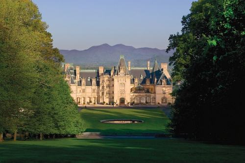 Biltmore Facade, photo by Biltmore Estate
