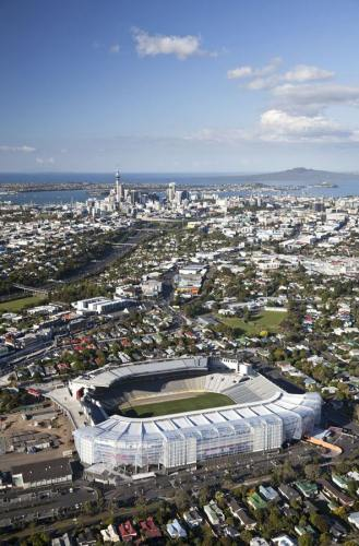 Eden Park, photo by Tourism New Zealand