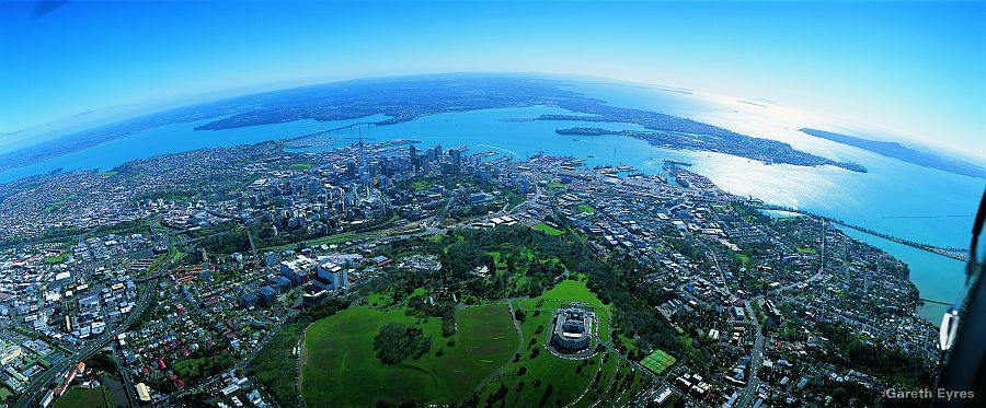 Auckland City - photo by Gareth Eyres