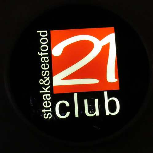21 Club, photo by Mike Keenan