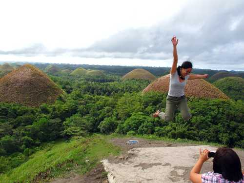 Chocolate Hills Jumper