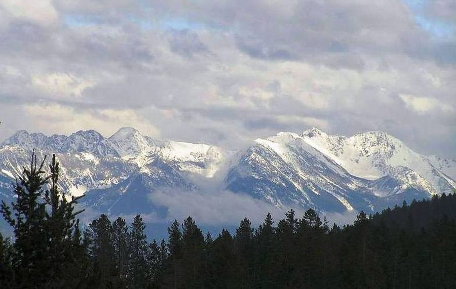 Absaroka Mountain