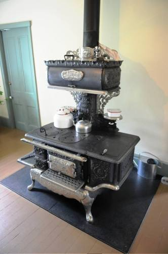 Bell Homestead Cast Iron Stove