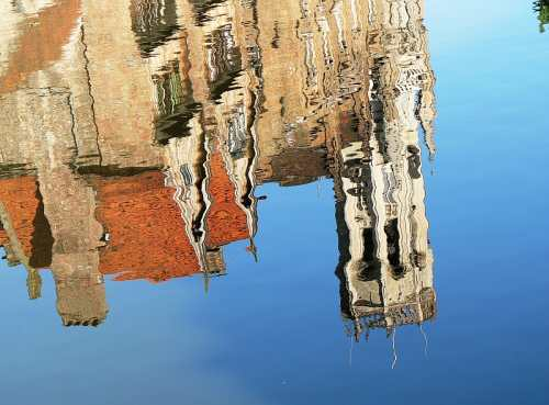 Reflections, Brugge Tourism