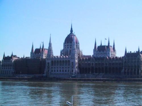 Budapest and the Danube River