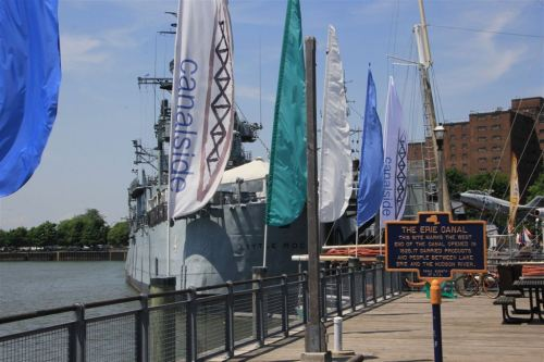 Naval and Military Park Museum at Canalside