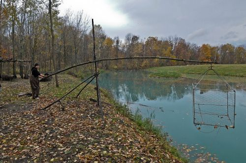 Travis Snake and Fish Catching Trap, Nmaachihna, Chatham-Kent, Ontario