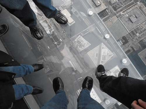Willis Tower Skydeck - The Ledge