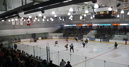 Elmira Hockey Rink, Wikipedia Commons
