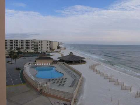 Emerald Coast, Florida - My Pool And Beach