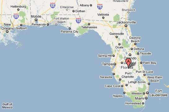 Emerald Coast Florida Map.What Travel Writers Say