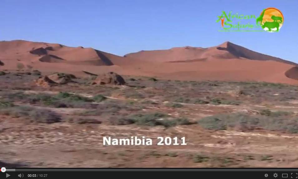 20-day Namibia Safari