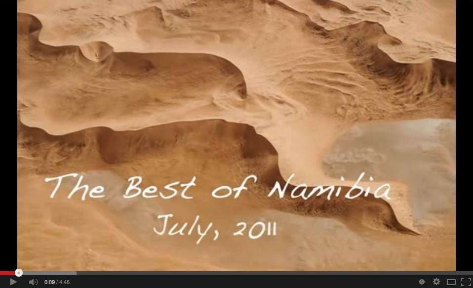 Best of Namibia Safari with Richard Field