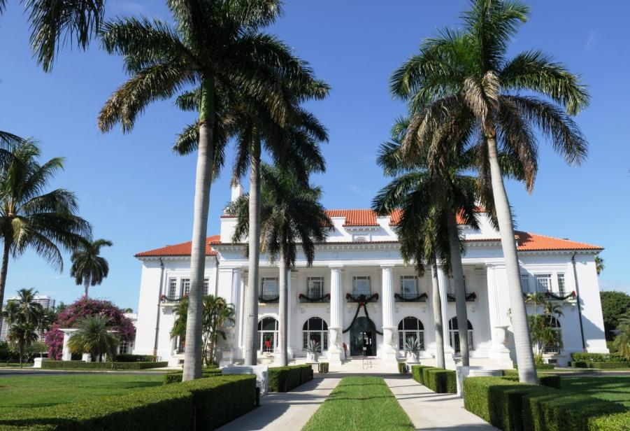 Flagler Museum - Photo by Mike Keenan