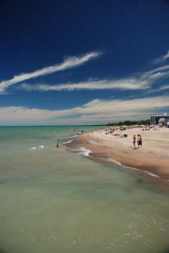 Grand Bend, photo by Wkimedia Commons