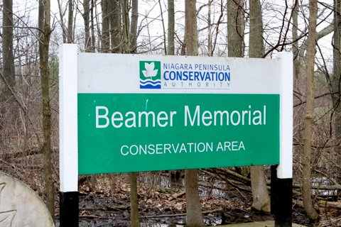 Conservation Area Sign