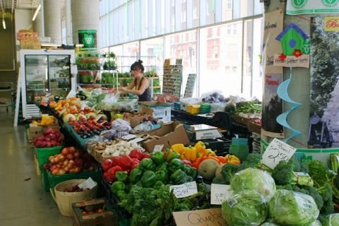 Buy Your Fresh Veggies Here