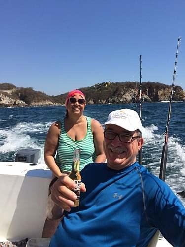 Bays of Huatulco boating