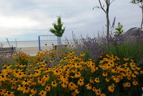 Goderich Beach and Lake Huron