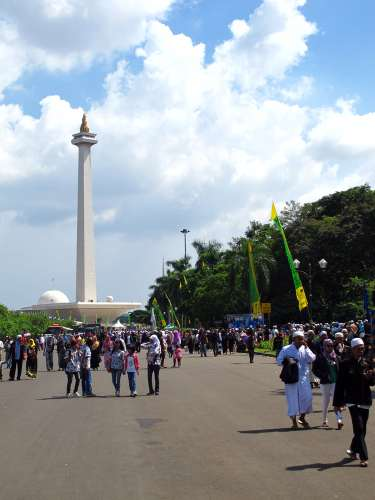 National Monument - Monas