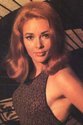 Karin Dor as Helga Brandt in You Only Live Twice (1967)