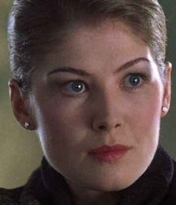 Rosamund Pike as Miranda Frost in Die Another Day (2002)