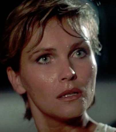 Fiona Fullerton as Pola Ivanova in A View to a Kill (1985)