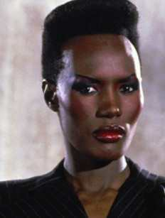 Grace Jones as May Day in A View to a Kill (1985)