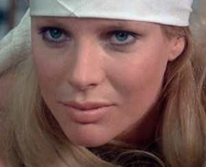 Kim Basinger as Domino Petachi in Never Say Never Again (1983)