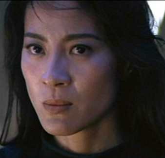 Michelle Yeoh as Wai Lin in Tomorrow Never Dies (1997)