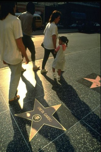 Hollywood Walk of Fame, Hollywood