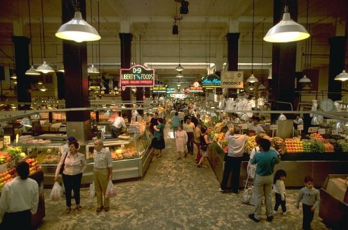 Los Angeles, Grand Central Market