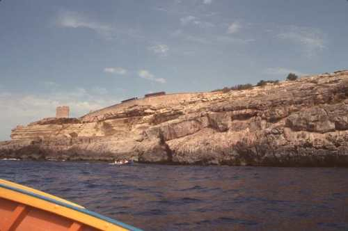 Boat-touring around Gozo - Photo by Burt Fine