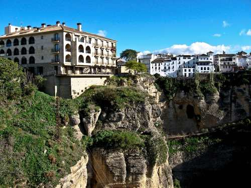 Ronda, Spain, photo by Mike Keenan