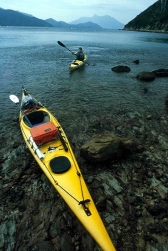 Kayaking The Out Islands
