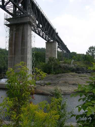 CN Trestle, photo by Mike Keenan