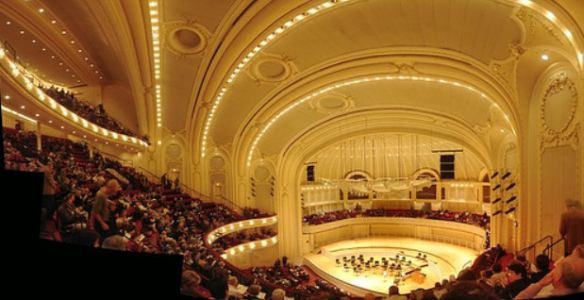 Orchestra Hall, Wikimedia Commons