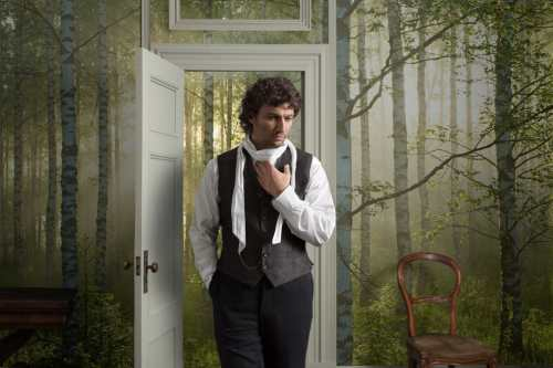 Jonas Kaufmann debuts as the title character in a new production of Massenets Werther
