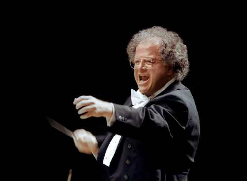Met Music Director James Levine leads three operas in the 2013-14 season Mozarts Cosi fan tutte, Verdis Falstaff, and Bergs Wozzeck