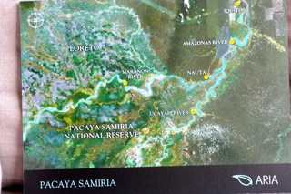 The route map of our voyage