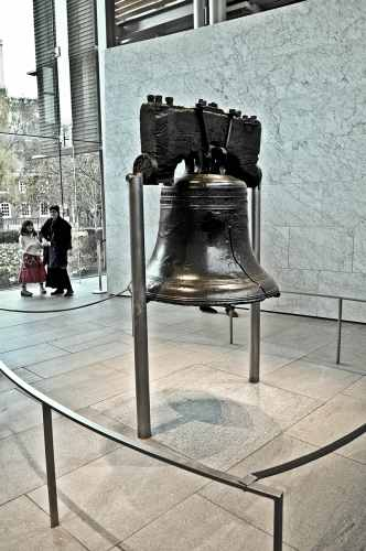 Philadelphia, Pennsylvania, Liberty Bell, photo by Mike Keenan