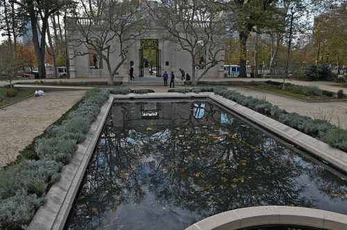 Rodin Museum Garden, photo by Mike Keenan