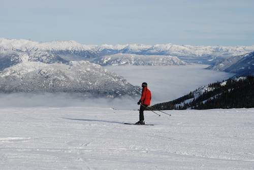 Blackcomb Mountain, Whistler, BC, photo by Mike Keenan
