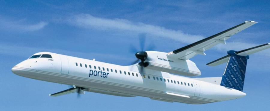 Porter airlines a comprehensive review simple flying - Porter airlines book flights ...